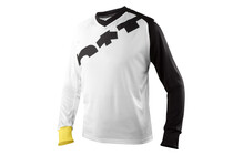 Mavic Notch Graphic tshirt manches longues homme blanc